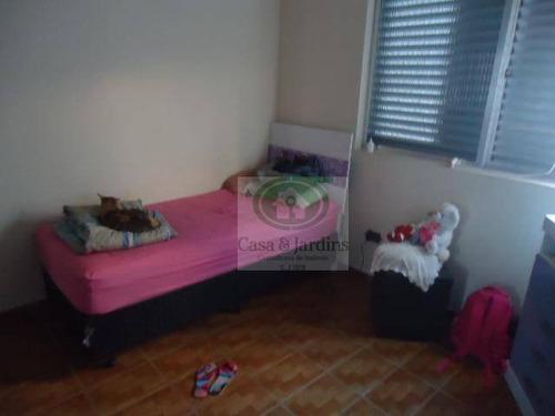 casa tipo sobrado com 4 dormitórios, 1 suíte e 02 vagas - ca0562