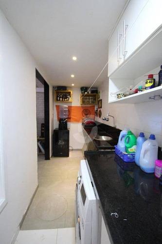 casa toda reformada, duplex em itaipu. condomínio fechado. 2 suítes, lazer e 2 vagas - ca0807