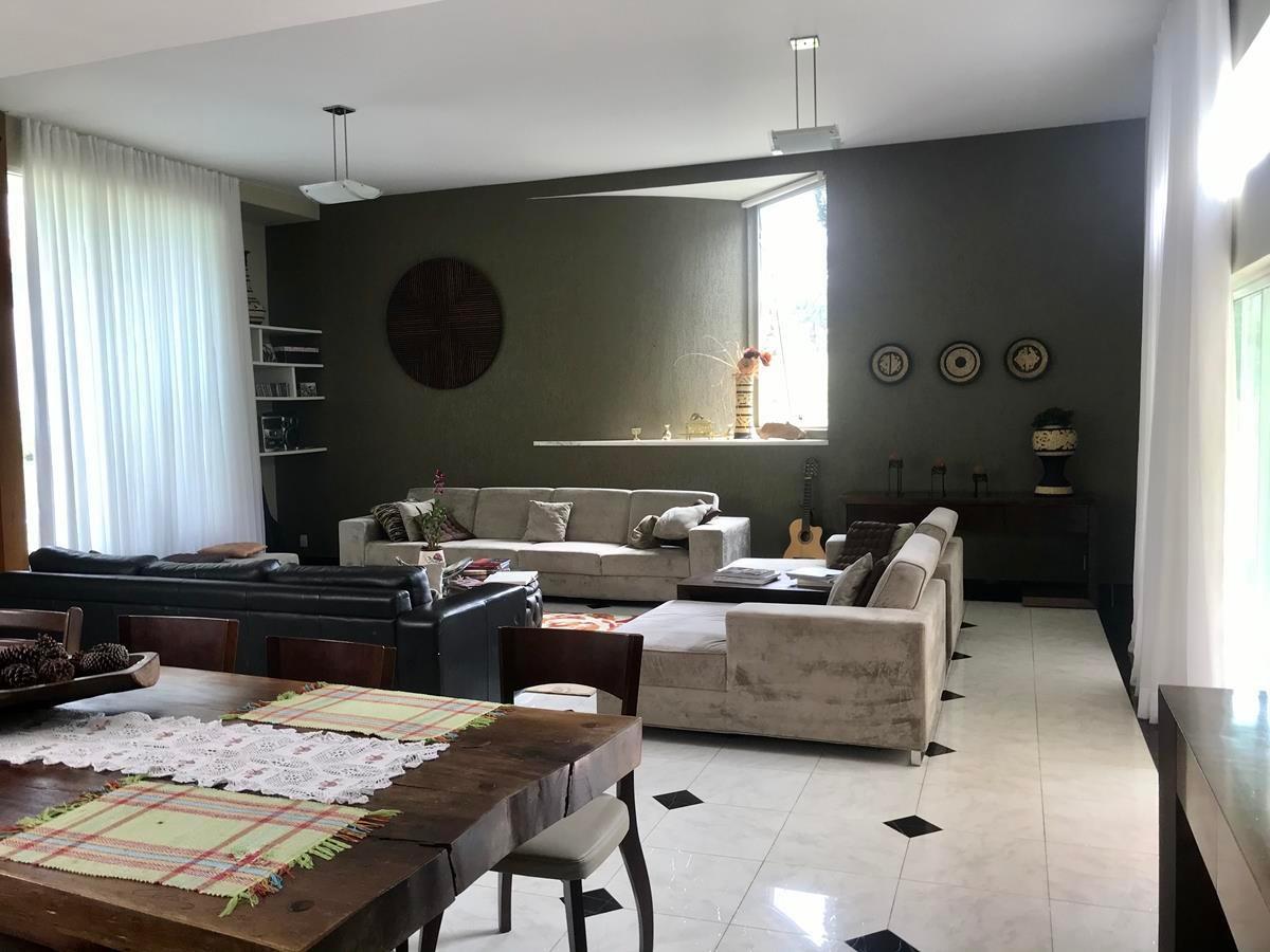 casa totalmente linear, 3 suítes, à venda em alphaville - lagoa dos ingleses - 654