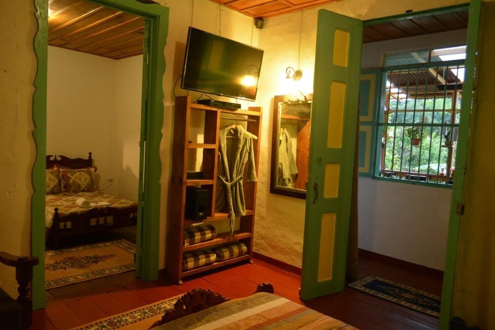casa tìpica con solar