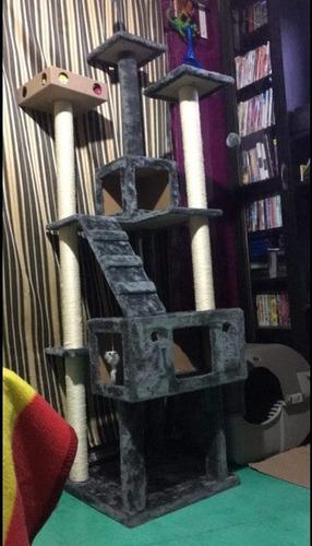 casa trepador para gato multinivel grande