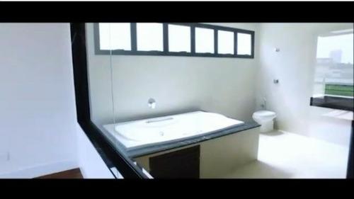 casa triplex 05 suítes no condomínio alphaville na barra