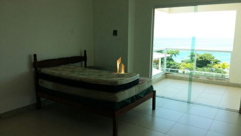 casa triplex - 4 quartos / 2 suítes - com vista para o mar na praia de setiba - guarapari - es - 1552