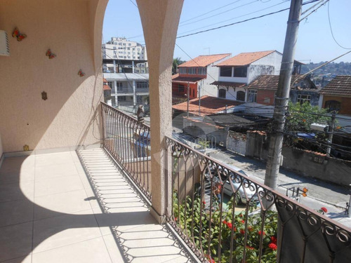 casa triplex colonial de 5 quartos, em nova cidade - ca1469