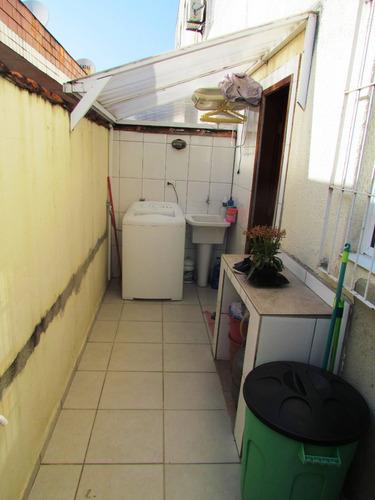 casa triplex com churrasqueira - 1177