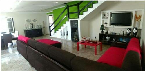 casa triplex em condomínio, 4 quartos, recreio
