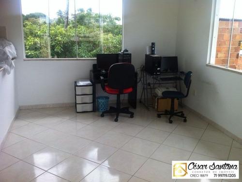 casa triplex itapuã condomínio fechado - ca00235 - 32364486