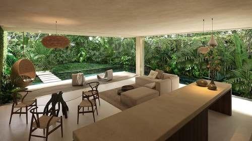 casa tulum ¨essentia¨ de lujo arquitectura acabados precio