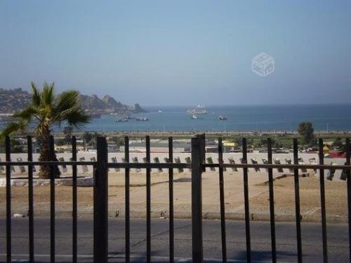 casa turistas con hermosa vista al mar