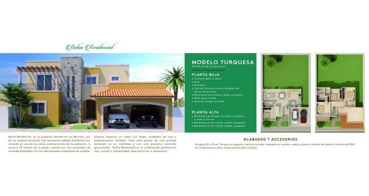 casa turquesa, bahia residencial los barriles