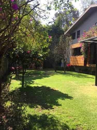 casa única remodelada amplio jardin espacios generosos
