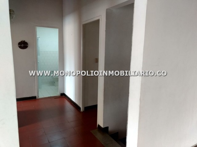 casa unifamiliar arrendamiento -  calasanz cod 12377