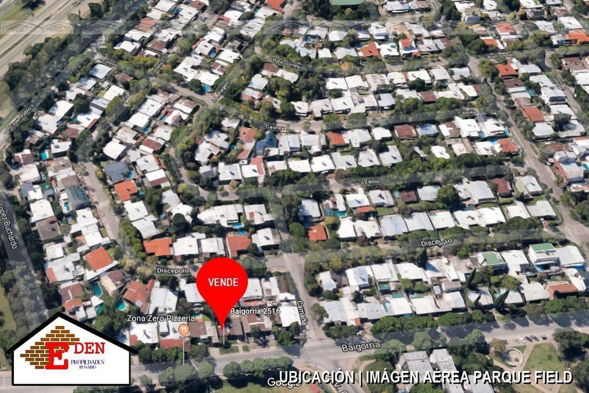 casa uso comercial en venta en barrio parque field