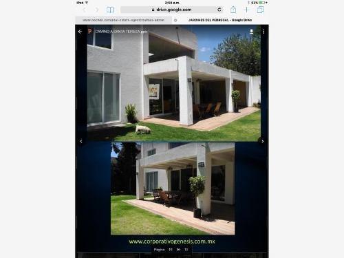casa uso de suelo en venta jardines del pedregal