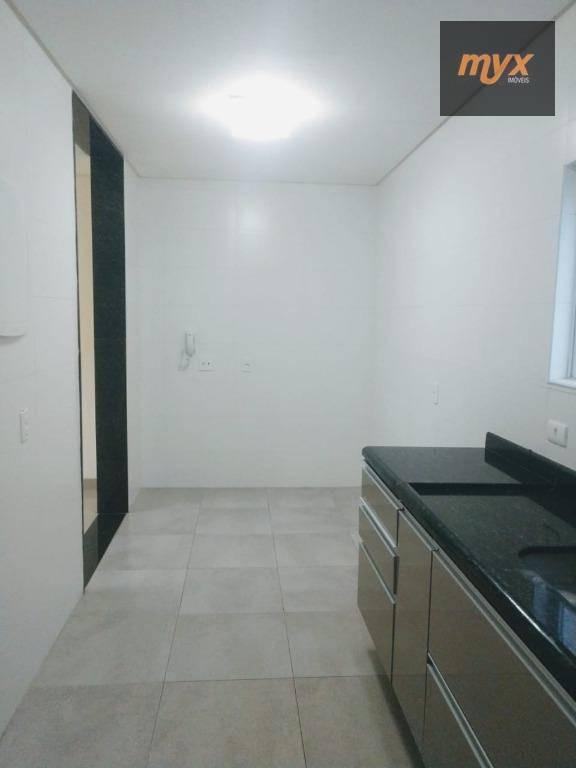casa à venda, 100 m² por r$ 467.000,00 - marapé - santos/sp - ca0837