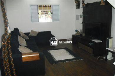 casa à venda, 100 m² por r$ 980.000,00 - boqueirão - praia grande/sp - ca0238