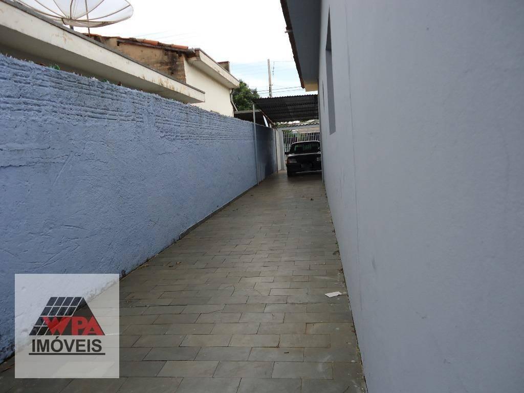 casa à venda, 105 m² por r$ 380.000,00 - cidade jardim ii - americana/sp - ca1084