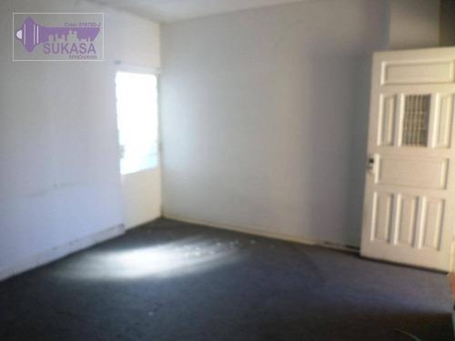casa à venda, 110 m² por r$ 350.000,00 - vila alzira - santo andré/sp - ca0178