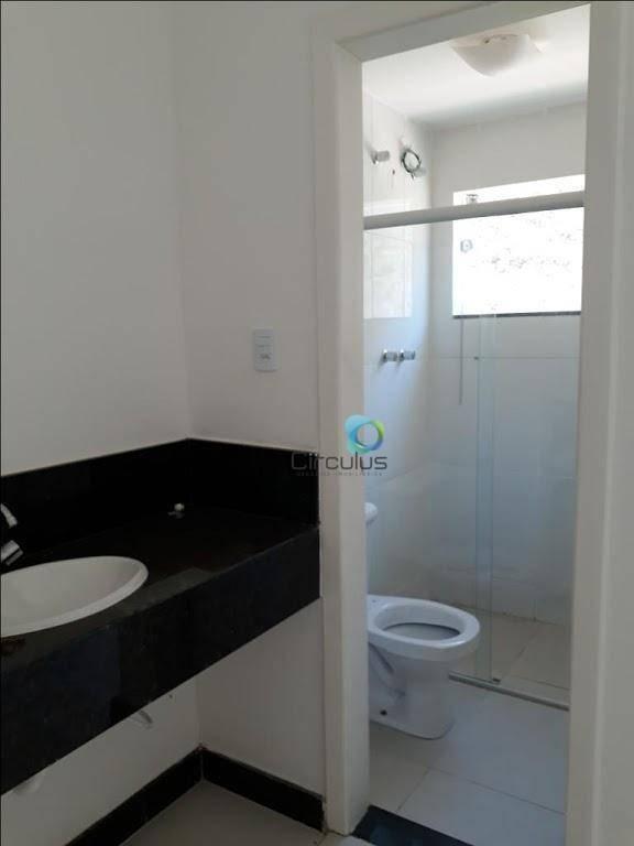 casa à venda, 112 m² por r$ 550.000,00 - escarpas do lago - capitólio/mg - ca1514