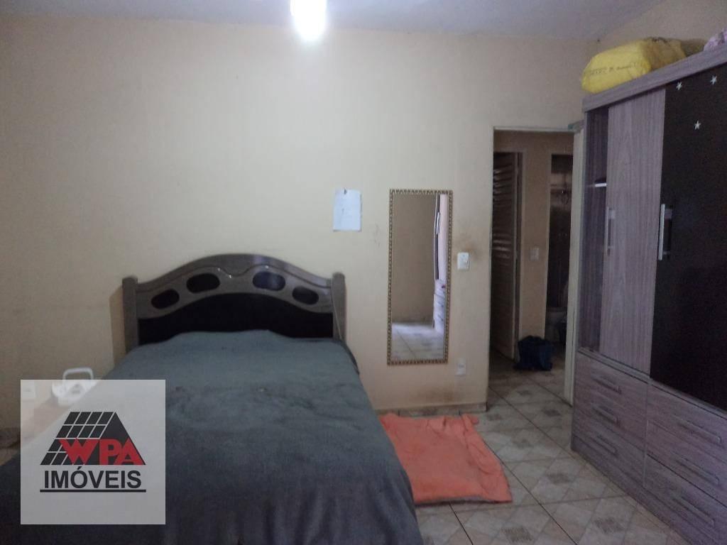 casa à venda, 116 m² por r$ 310.000,00 - vila diva - santa bárbara d'oeste/sp - ca2232