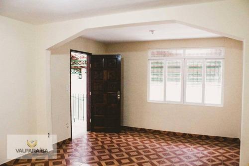 casa à venda, 116 m² por r$ 350.000,00 - cidade vista verde - são josé dos campos/sp - ca0155