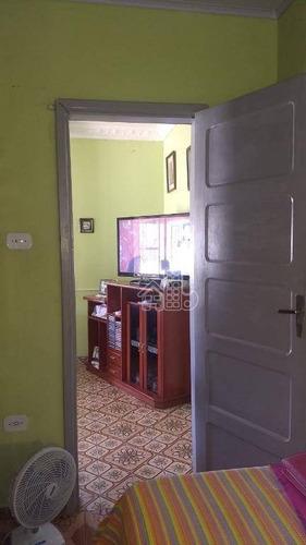 casa à venda, 120 m² por r$ 275.000,00 - rocha - são gonçalo/rj - ca0905