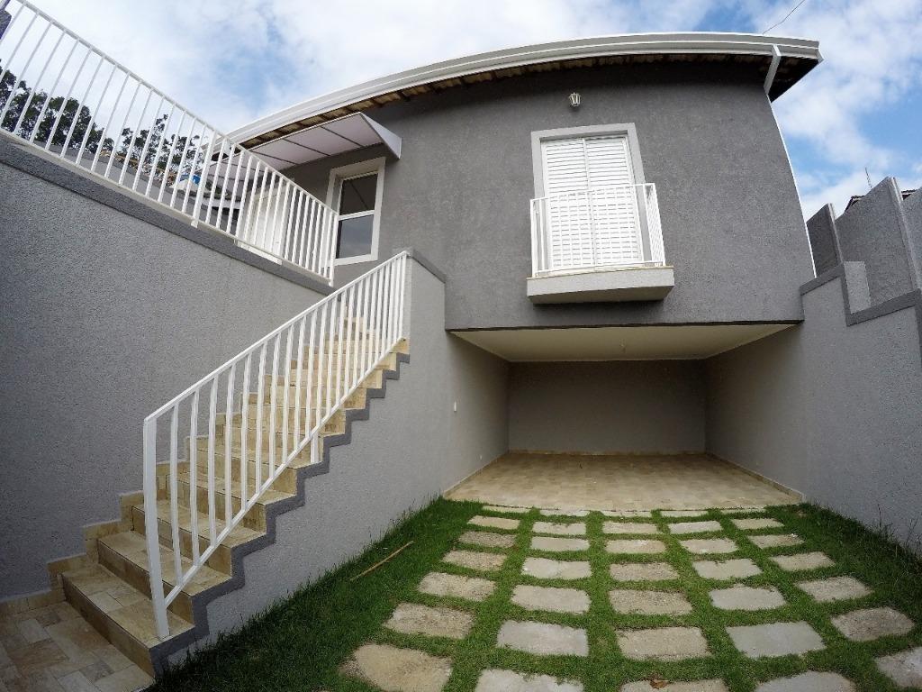 casa à venda, 127 m² por r$ 529.000,00 - jardim maristela - atibaia/sp - ca0146