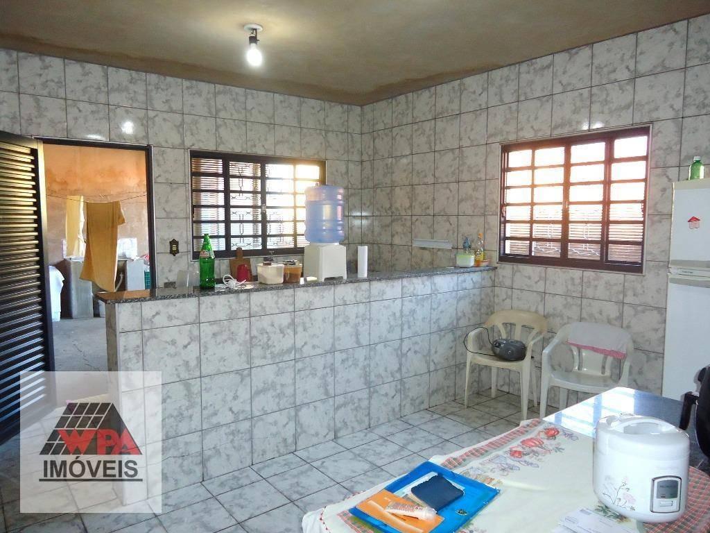casa à venda, 128 m² por r$ 250.000,00 - morada do sol - americana/sp - ca1392