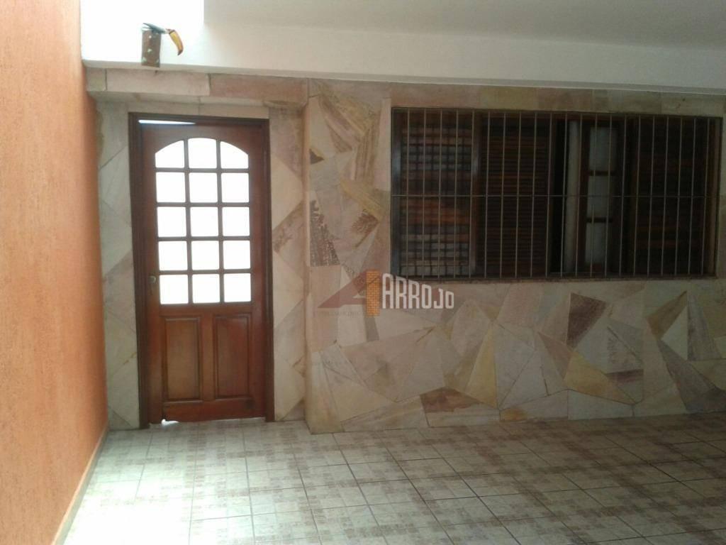 casa à venda, 130 m² por r$ 410.000,00 - jardim são carlos (zona leste) - são paulo/sp - ca0522
