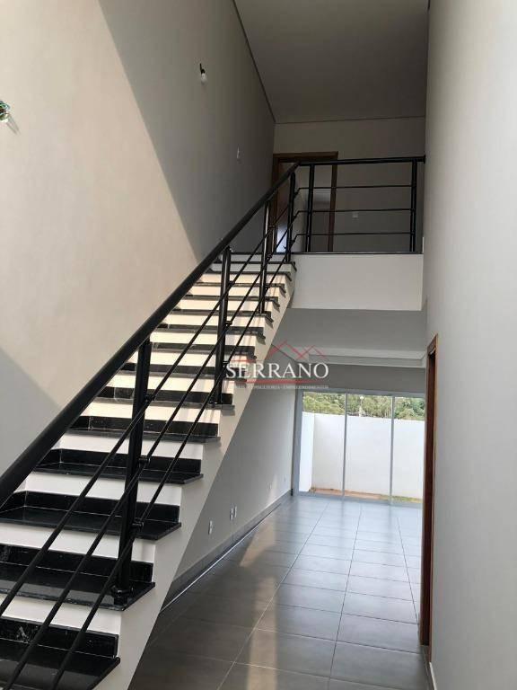 casa à venda, 131 m² por r$ 750.000,00 - condomínio reserva da mata - jundiaí/sp - ca0669