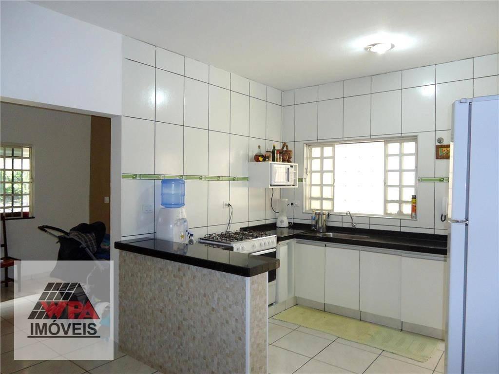 casa à venda, 132 m² por r$ 350.000,00 - jardim bertoni - americana/sp - ca0975