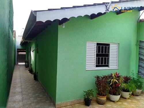 casa à venda, 135 m² por r$ 279.000,00 - jardim das cerejeiras - atibaia/sp - ca1920