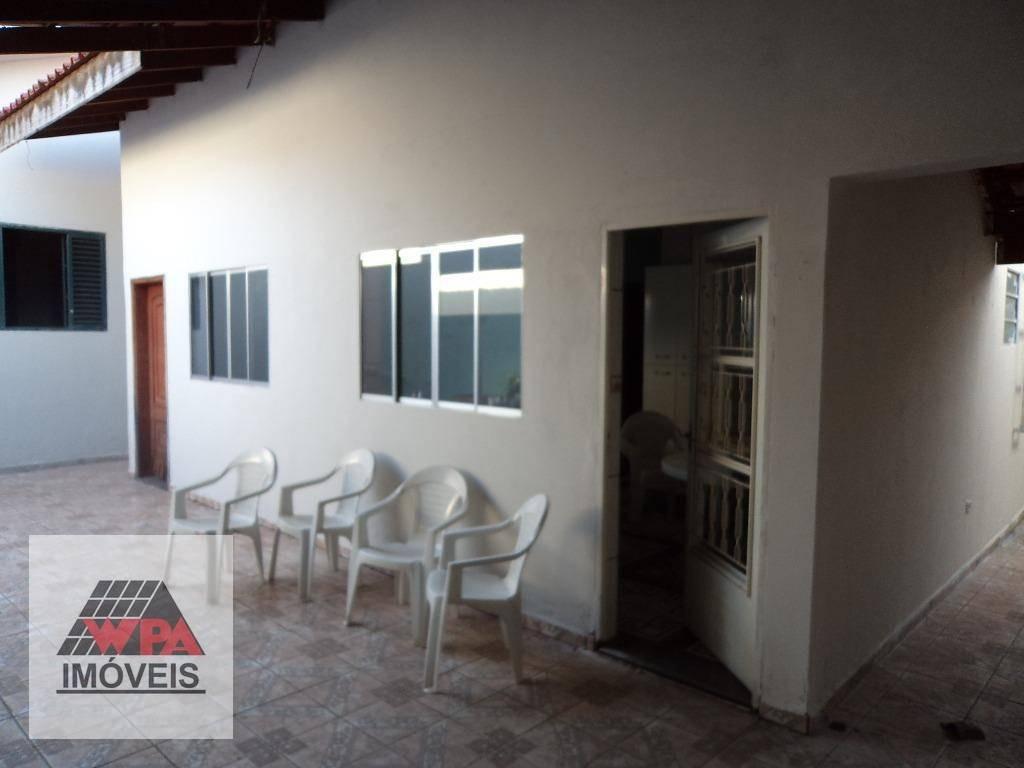 casa à venda, 138 m² por r$ 550.000,00 - vila mariana - americana/sp - ca2283