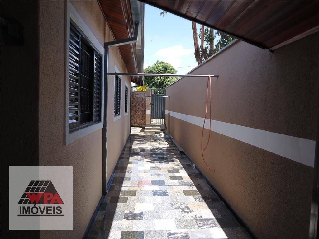 casa à venda, 141 m² por r$ 320.000,00 - antônio zanaga ii - americana/sp - ca0274