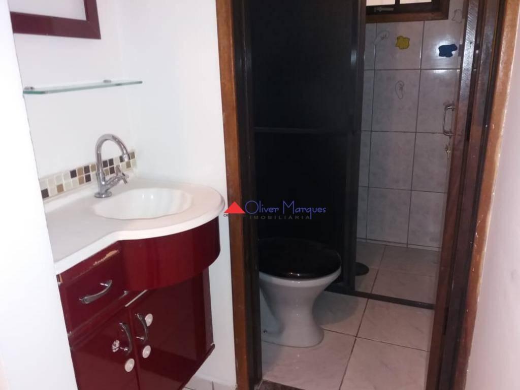 casa à venda, 143 m² por r$ 490.000,00 - umuarama - osasco/sp - ca1288