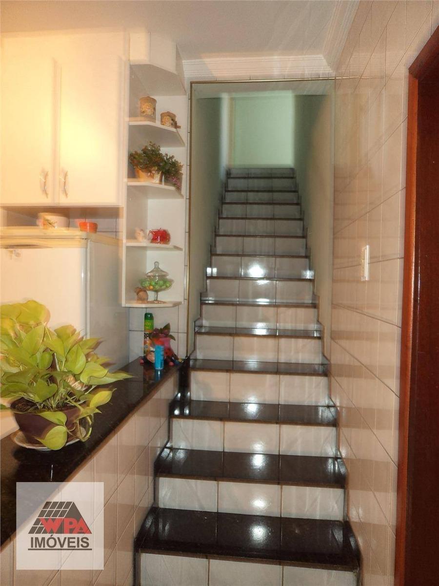 casa à venda, 145 m² por r$ 300.000,00 - residencial vale das nogueiras - americana/sp - ca1075