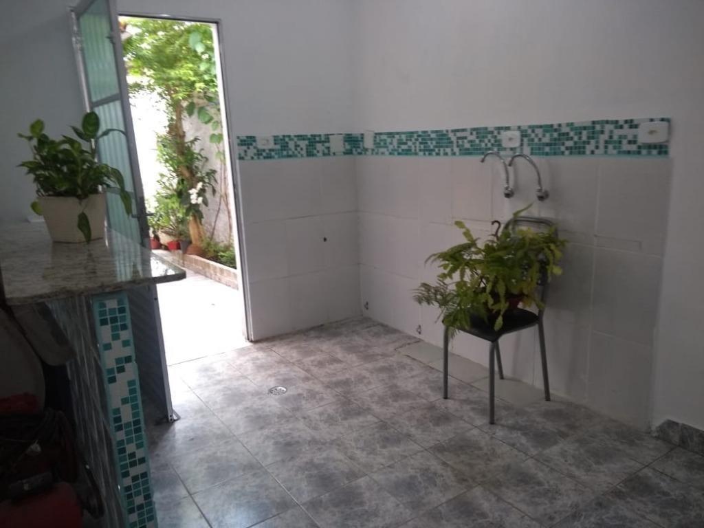 casa à venda, 149 m² por r$ 650.000 - jardim hollywood - são bernardo do campo/sp - ca10390