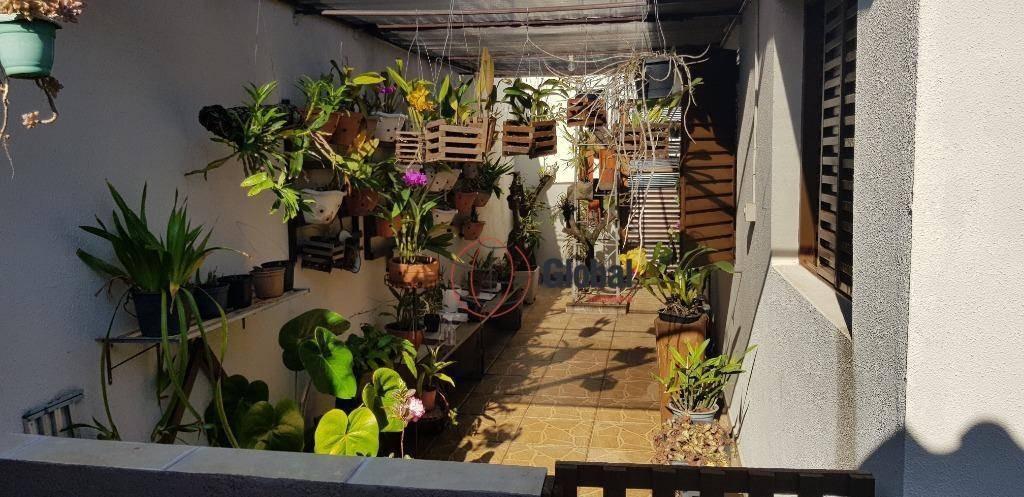 casa à venda, 152 m² por r$ 320.000,00 - jardim joão paulo ii - sumaré/sp - ca1384
