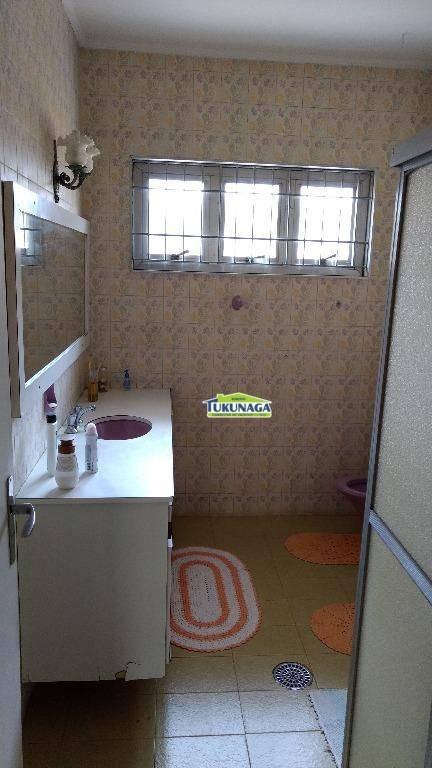 casa à venda, 154 m² por r$ 850.000,00 - vila rosália - guarulhos/sp - ca0229