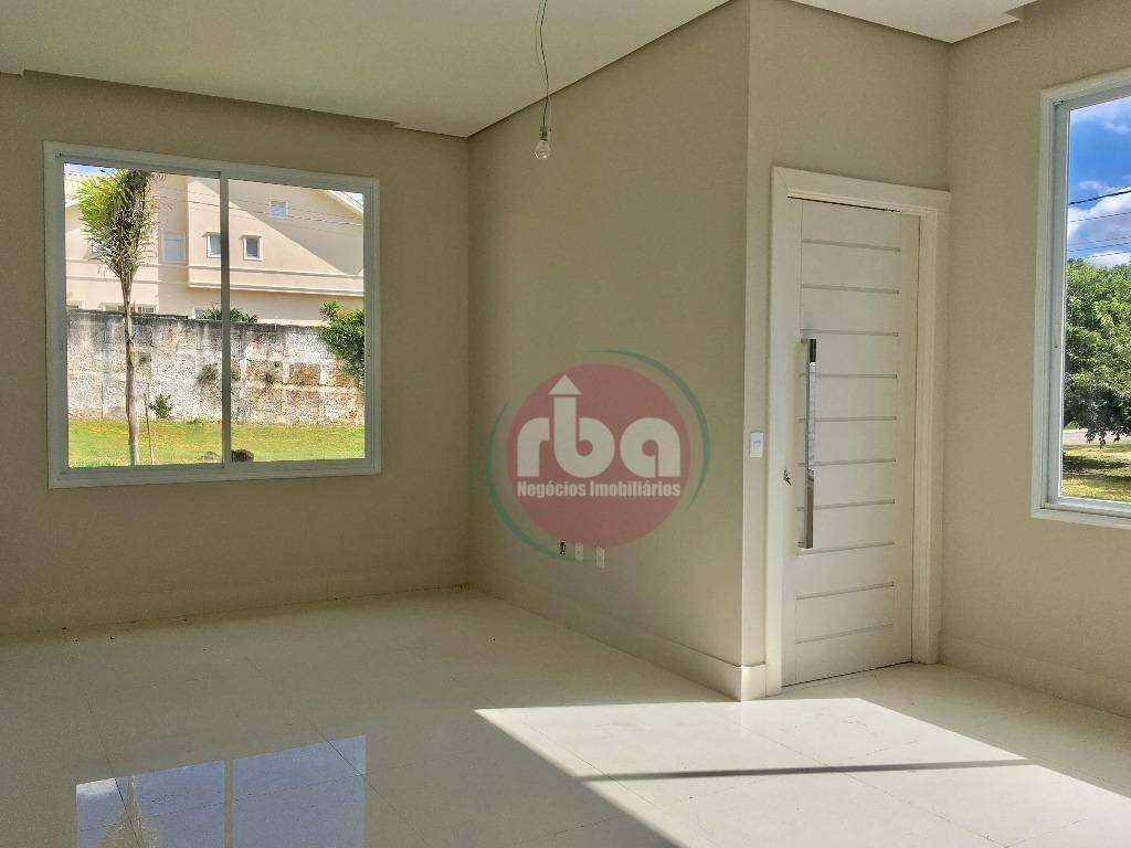 casa à venda, 160 m² por r$ 720.000,00 - condomínio via réggio - sorocaba/sp - ca1471