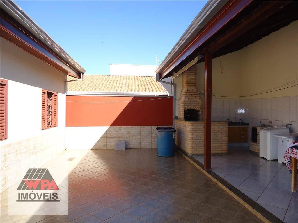 casa à venda, 168 m² por r$ 690.000,00 - parque novo mundo - americana/sp - ca0547