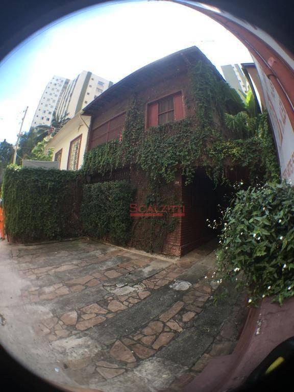 casa à venda, 170 m² por r$ 1.750.000 - brooklin - são paulo/sp - ca0199
