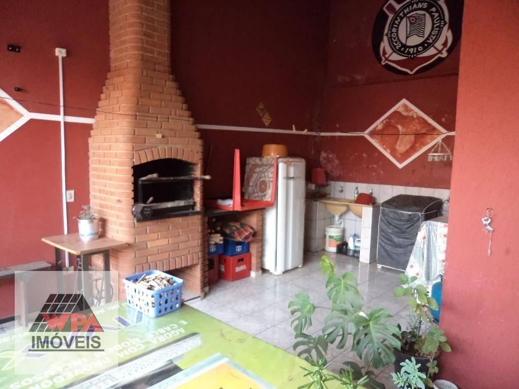 casa à venda, 170 m² por r$ 390.000,00 - vila bertini - americana/sp - ca2273