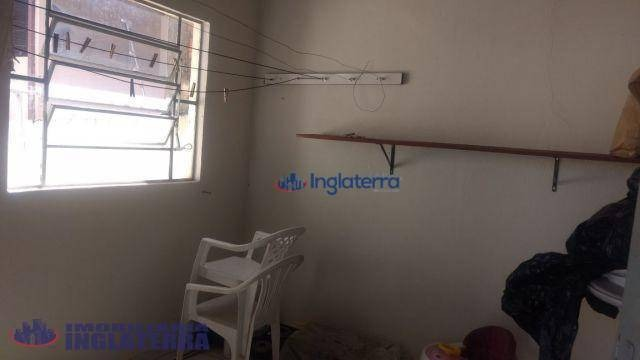 casa à venda, 170 m² por r$ 480.000,00 - lago parque - londrina/pr - ca0354