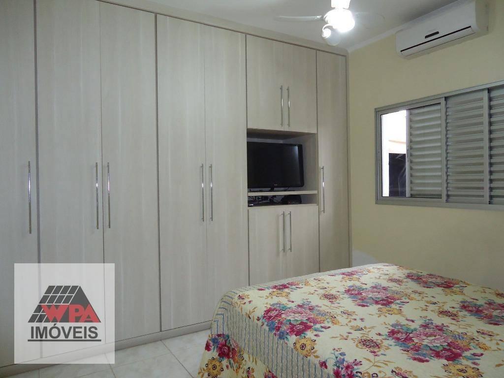 casa à venda, 170 m² por r$ 550.000,00 - cidade nova ii - santa bárbara d'oeste/sp - ca2248