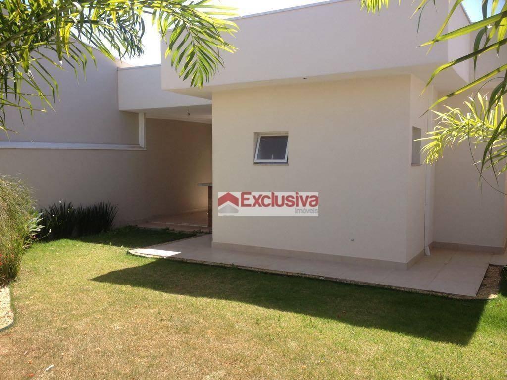 casa à venda, 174 m² por r$ 665.000,00 - condomínio aurora - paulínia/sp - ca1563