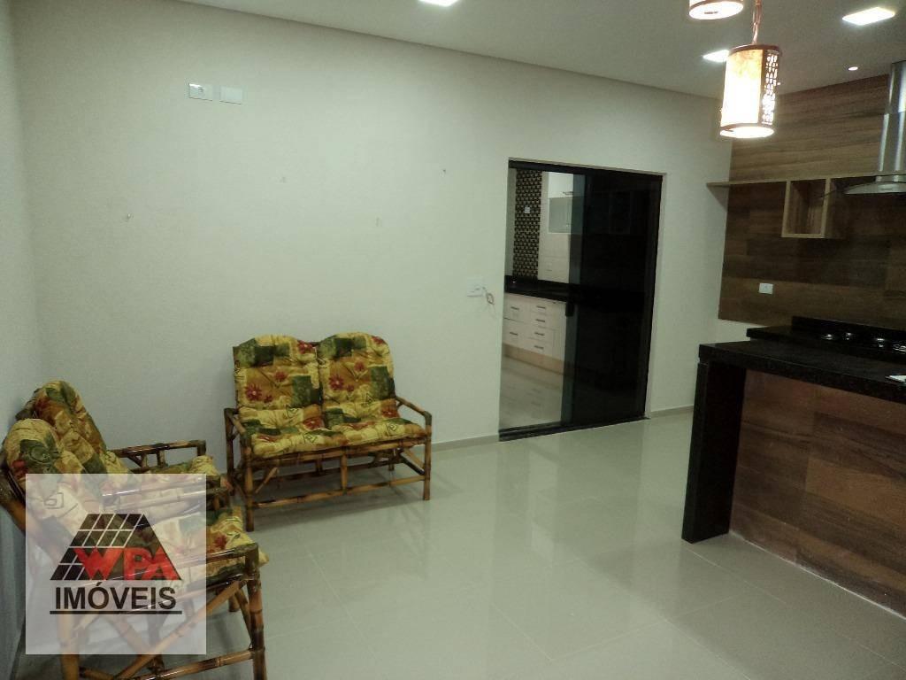 casa à venda, 175 m² por r$ 585.000,00 - jardim terramérica ii - americana/sp - ca1301