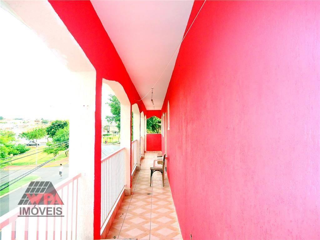 casa à venda, 180 m² por r$ 380.000,00 - jardim paz - americana/sp - ca1225