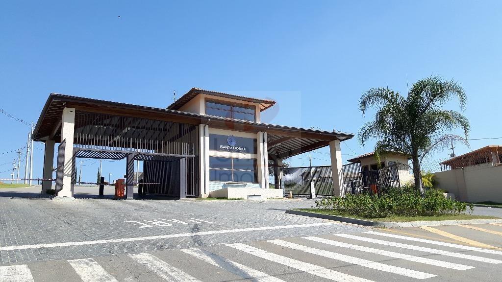 casa à venda, 182 m² por r$ 950.000,00 - condomínio reserva santa rosa - itatiba/sp - ca1269