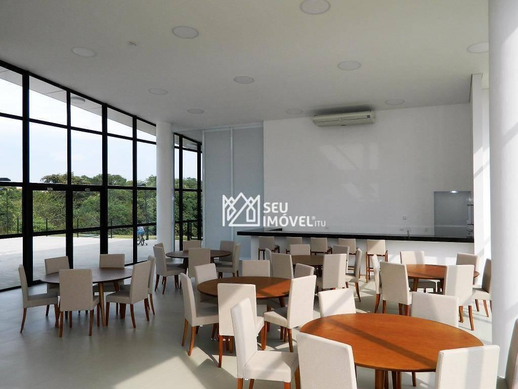 casa à venda, 185 m² por r$ 950.000,00 - condomínio reserva saint paul - itu/sp - ca1809